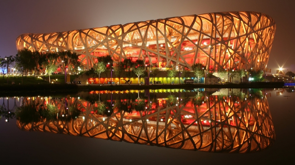 Bird's Nest National Stadium: Beijing