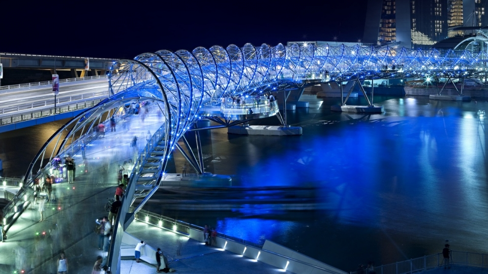 Helix Bridge: Singapore