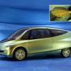 Mercedes-Benz Bionic Car Inspired by Box Fish's Body Shape
